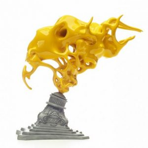 LUBZAERC  - 2012-2014 - SLS 3D print 42 x 42 x 24 cm